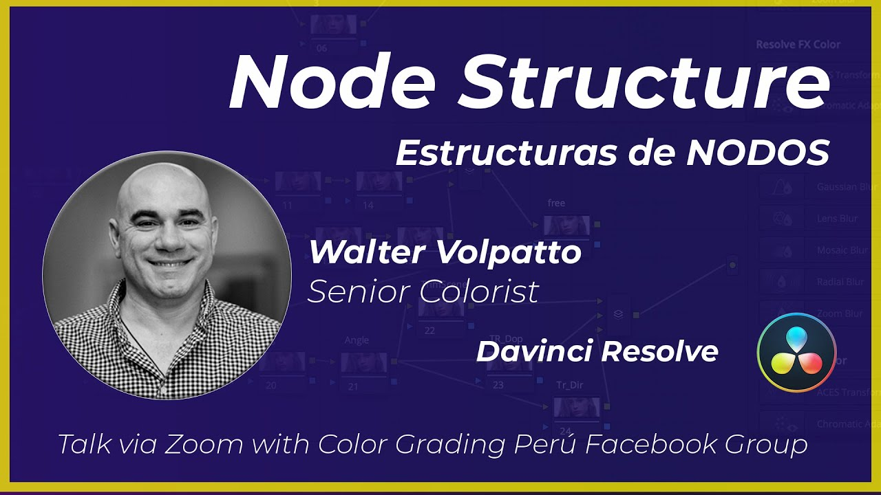 Walter Volpatto (CO3) Explains His Node Structure & Workflow