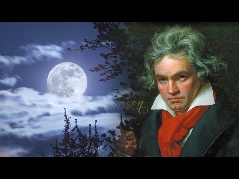 Beethoven Moonlight Sonata Piano Sonata No 14 2 HOURS  Classical Music Piano for Studying HD