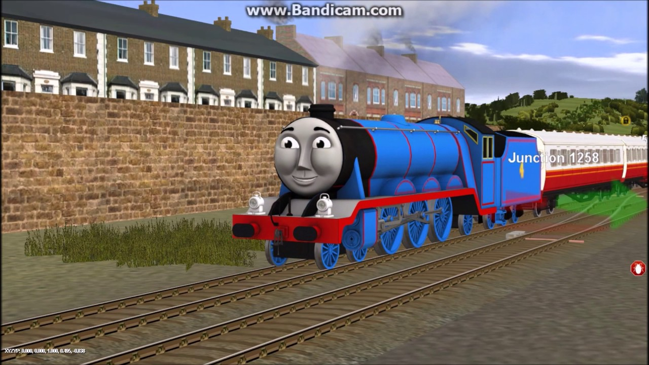 Thomas Meets The Queen Youtube