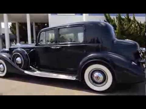 Packard Model Club Sedan Sold Youtube