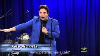 Pete Michaels: Growing Up Italian-American!