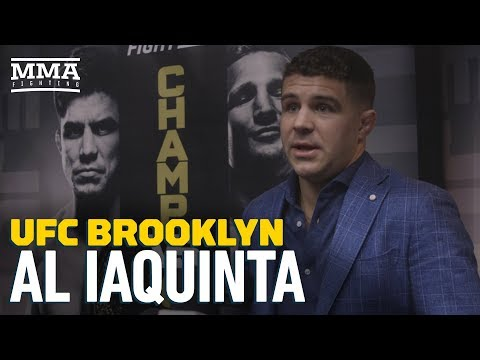 Al Iaquinta Wants Conor McGregor Next, Says McGregor Not 'Willing To Die' in Cage