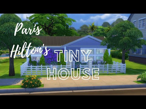 Sims 4 Speed Build: Paris Hilton's Tiny Home from YouTube · Duration:  16 minutes 5 seconds