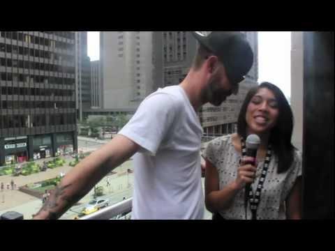 DJ White Shadow One On One Interview @ Lollapalooza 2011