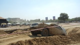 Toyota Fortuner On Extreme and Wild Off-roading- What A Fortuner Can Do?