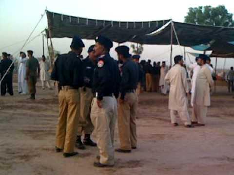 Ahmadi Pakistan Army Major Afzal Mehmood Shaheed Burial in Rabwah