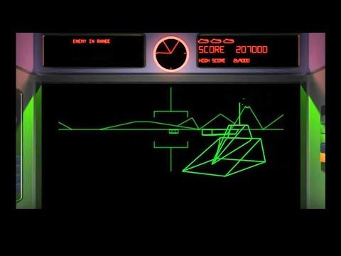 Atari Battlezone Arcade Longplay
