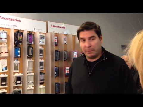 CEO Marcelo Claure talks about layoffs at Sprint Corp.