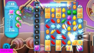 Candy Crush Soda Saga Level 1007 NO BOOSTERS