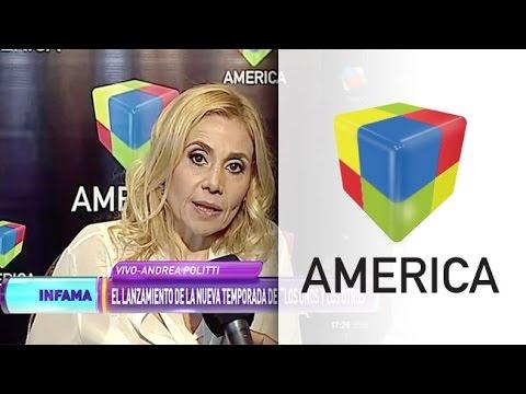 Andrea Politti: Extrañaba hacer el programa