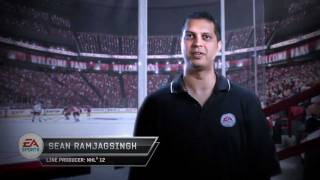 NHL 12 - Legenden Producer Video