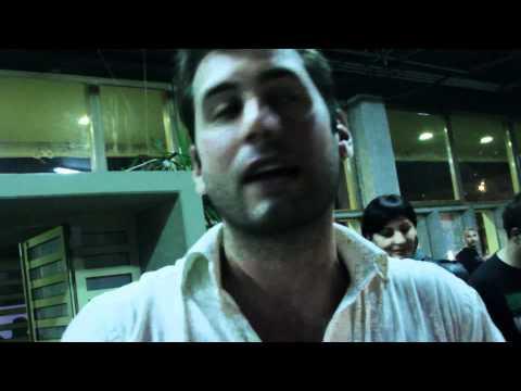 Kultur Shock 2011 - fan interview in Sarajevo