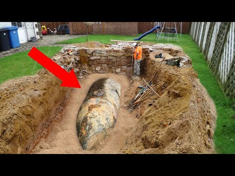 This Man Dug A Hole In His Backyard  He Was Not Ready For What He Discovered There