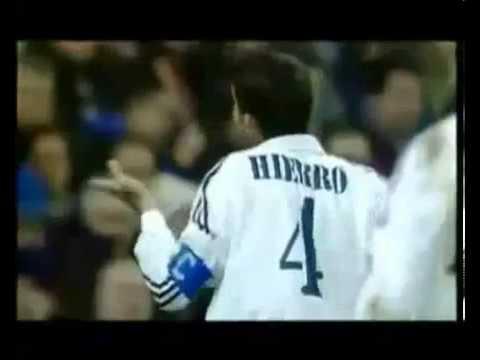 leyenda Fernando  Hierro