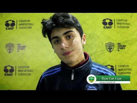 Ayrancı Gençlik Fk - Un Power/ RÖPORTAJ / ANKARA / iddaa Rakipbul Ligi 2018