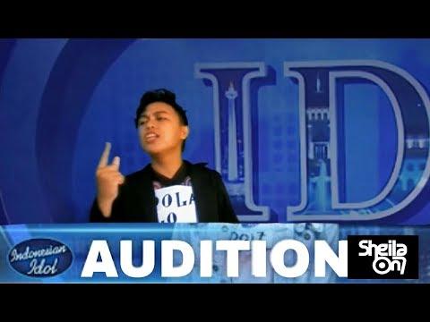 Rapper Gorontalo Ini Berhasil Mendapat Golden Ticket - Golden True Video Contest #truevolume1