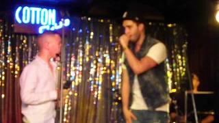 Király Viktor és Rubay Lacika - Maradj velem (Come stay with me), Cotton Club, 2013.05.17.
