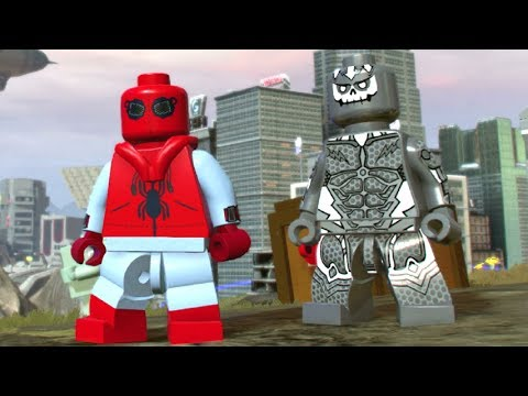 LEGO Marvel Super Heroes 2 - Medieval England 100% Guide (All Collectibles)