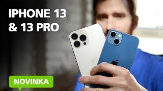 iPhone 13&13 Pro: Lepší, než si myslíte