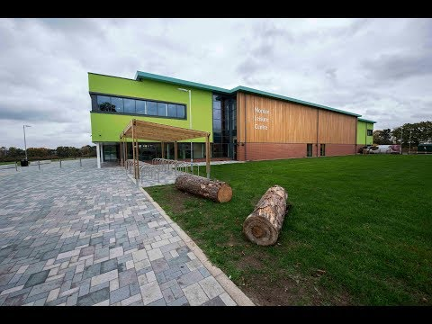 Morden Leisure Centre Opening
