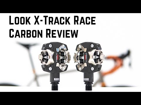 LOOK X-Track Race Carbon Pedal Review - Shimano XTR Killer?