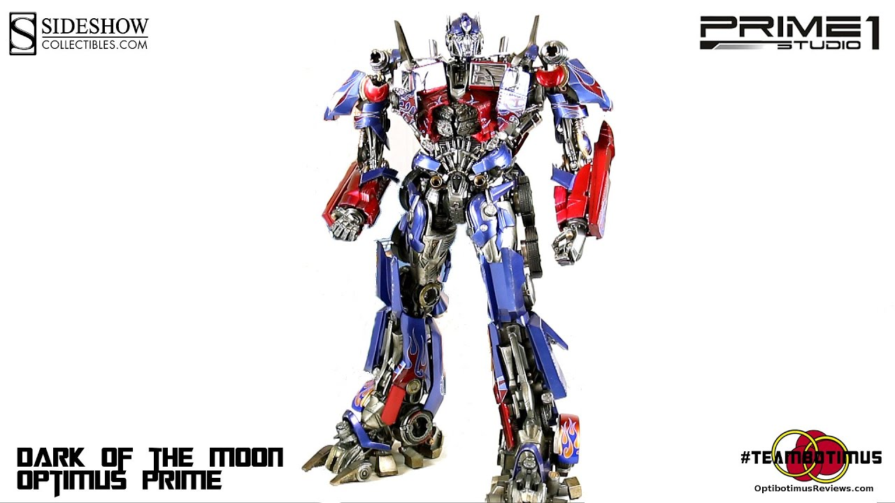 video review of the prime 1 studio: dark of the moon optimus prime