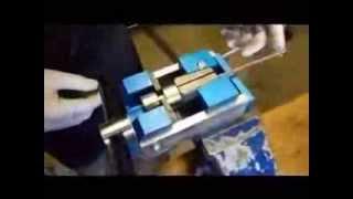 видео Оправка устройства непрерывного изготовления неметаллических труб