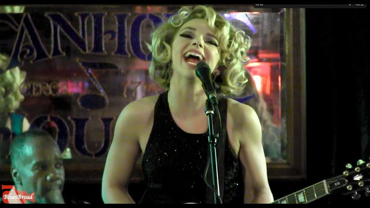 Chills fever samantha fish live the stanhope house 12 for Samantha fish chills and fever