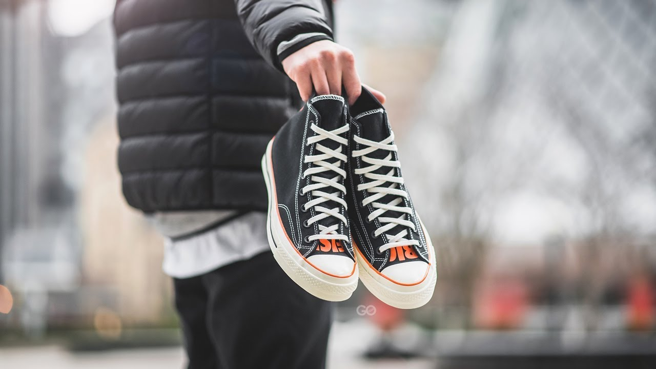 On Foot Look UNDFTD x Converse Chuck Taylor | Nice Kicks