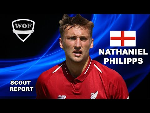 NATHANIEL PHILIPPS   Welcome Back To Liverpool   Defending Skills & Passing   2019/2020 (HD)