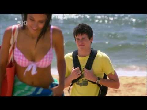 Rhiannon Fish   Cleavage/Bikini   HD 1080p - Home & Away