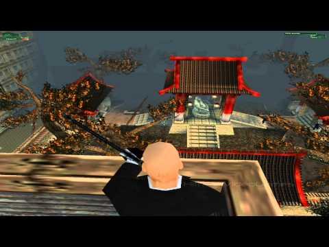 Hitman: Codename 47 Mission #1 - Kowloon Triads in Gang War