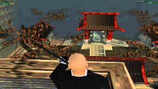 Hitman: Codename 47 Mission #1 - Kowloon Triads in Gang War