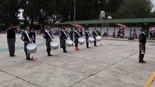 """Ultima Participación de la Banda de Guerra """"Prof. Jesus Silva Herzog"""""""
