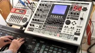Experimental Techno Roland MC-909 Chroma Polaris Minimal Tec