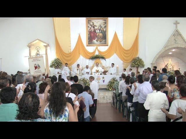 SANTA EUCARISTÍA SOLEMNIDAD DE LA SANTÍSIMA TRINIDAD Arquidiócesis de Bucaramanga