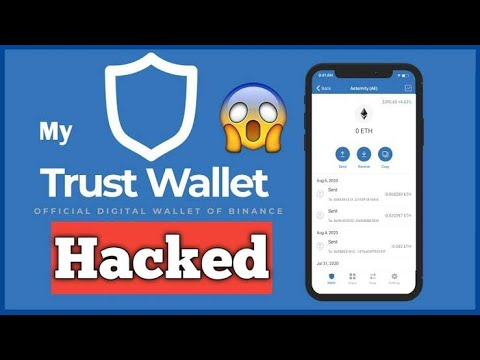 Trust Wallet Hacking- Do This To Secure Your Trust Wallet From Hackers