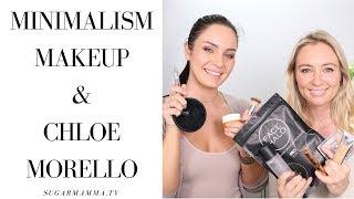 How To Do ZERO WASTE Minimalism & Makeup with Chloe Morello || SugarMamma.TV