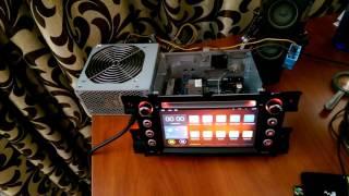 Не запускается магнитола RK3066