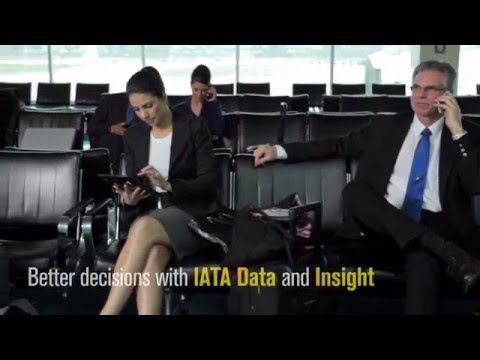 IATA Traffic data & Statistical Services