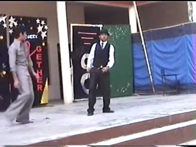 pakistani robot dancer 2012 Travel Video