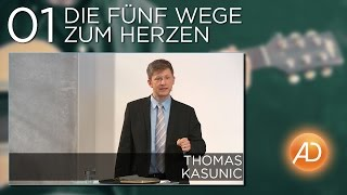 Thomas Kasunic, 1. Die fünf Wege zum Herzen, Macht der Medien