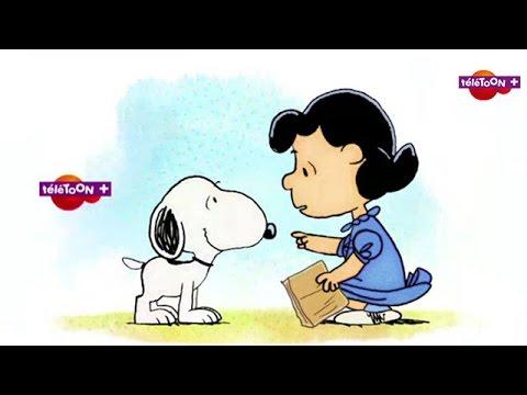Snoopy et la bande des peanuts par schultz dessin anim t l toon youtube - Snoopy dessin ...
