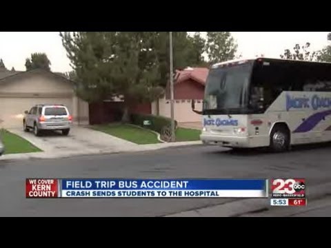 School Bus Accident Sends Students to the Hospital