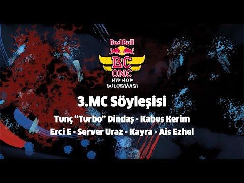 Kabus Kerim, Erci E, Turbo, Kayra, Server Uraz, Ais Ezhel @ Red Bull Hip Hop Buluşması