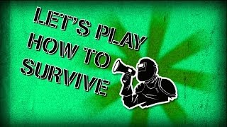 How to Survive Co-Op Gameplay on Xbox 360 - Zombie Survival XBLA Game