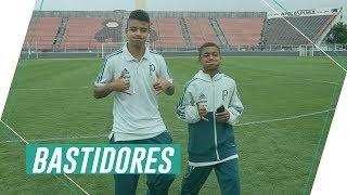 Bastidores - Palmeiras 4 x 3 Corinthians - Final Paulista Sub-13