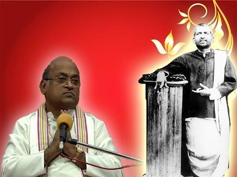 Sri Ramakrishna Kathamritam- Garikapati Narasimha Rao, Day 1