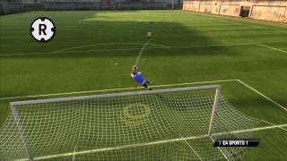 FIFA 11 Tutorlial Be A Goalkeeper Xbox 360 Tutorial Gameplay - Trailer HD
