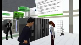 IBM's Virtual Green Data Center Tour